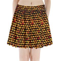 Fond 3d Pleated Mini Skirt
