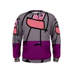 Sponge girl Kids  Sweatshirt