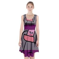 Sponge Girl Racerback Midi Dress