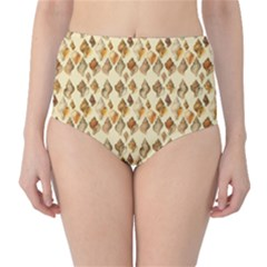 Shell We Dance? High-Waist Bikini Bottoms