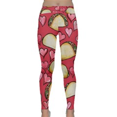 Taco Tuesday Lover Tacos Yoga Leggings