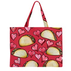 Taco Tuesday Lover Tacos Large Tote Bag