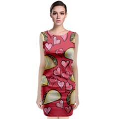 Taco Tuesday Lover Tacos Classic Sleeveless Midi Dress