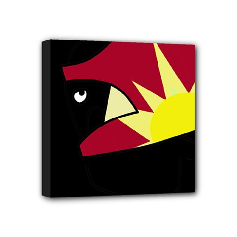 Eagle Mini Canvas 4  x 4