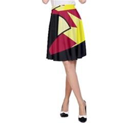 Eagle A-Line Skirt