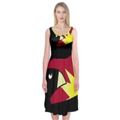 Eagle Midi Sleeveless Dress