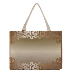 Floral Decoration Medium Tote Bag