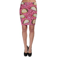 Taco Tuesday Lover Tacos Bodycon Skirt