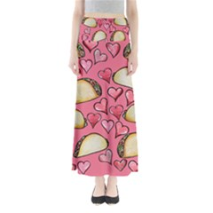 Taco Tuesday Lover Tacos Maxi Skirts