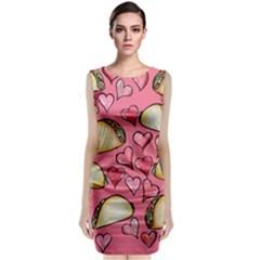 Taco Tuesday Lover Tacos Classic Sleeveless Midi Dress