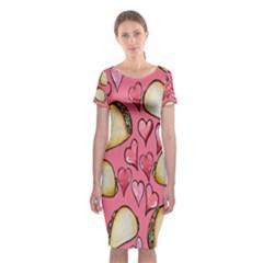 Taco Tuesday Lover Tacos Classic Short Sleeve Midi Dress