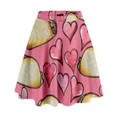 Taco Tuesday Lover Tacos High Waist Skirt