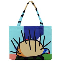 Hedgehog Mini Tote Bag