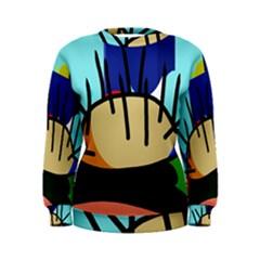 Hedgehog Women s Sweatshirt