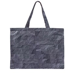 Excellent Seamless Slate Stone Floor Texture Large Tote Bag