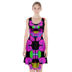 Sssssssm Racerback Midi Dress