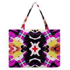 Sssssssmkk (2)unygb Medium Zipper Tote Bag