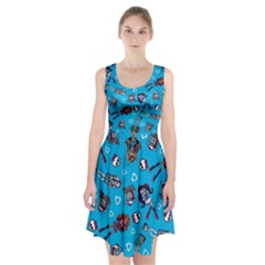 Large Racerback Midi Dress