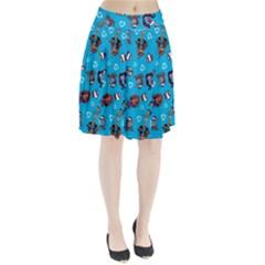 Large Pleated Skirt