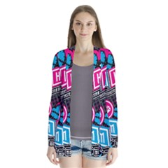 Monster High Drape Collar Cardigan