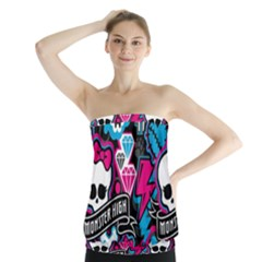 Monster High 03 Strapless Top