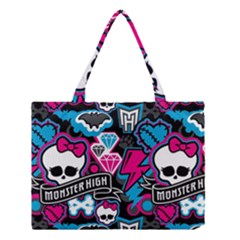 Monster High 03 Medium Tote Bag