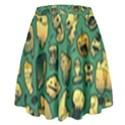 Pattern Linnch High Waist Skirt View2