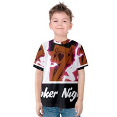 Poker Night Kids  Cotton Tee