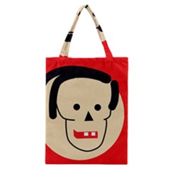 Face Classic Tote Bag