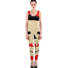 Face OnePiece Catsuit