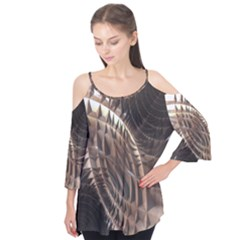 Copper Canyon Flutter Tees