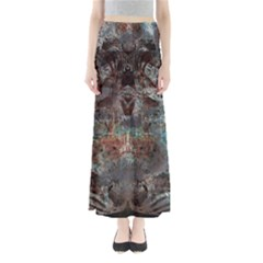1a Mirror Lost Abstract  (2) Maxi Skirts
