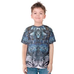 Lost In The Mirror  Kids  Cotton Tee