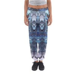 Lost In The Mirror  Women s Jogger Sweatpants