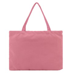Mauvelous Colour Medium Zipper Tote Bag