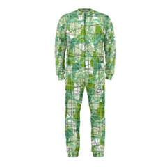 Gray decorative abstraction OnePiece Jumpsuit (Kids)