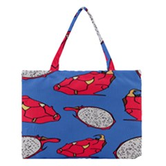 Pitaya Fruit Pattern Medium Tote Bag