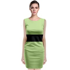 PPG green Classic Sleeveless Midi Dress