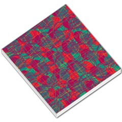 Decorative abstract art Small Memo Pads