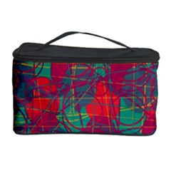 Decorative abstract art Cosmetic Storage Case