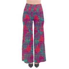 Decorative abstract art Pants