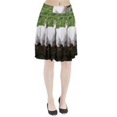 Westie Jumping Pleated Skirt