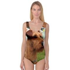 Irish Terrier Princess Tank Leotard