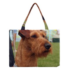 Irish Terrier Medium Tote Bag