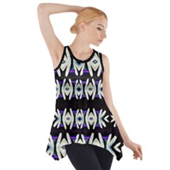 A Touch Of Japan Side Drop Tank Tunic