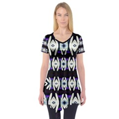 A Touch Of Japan Short Sleeve Tunic