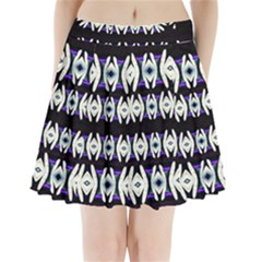 A Touch Of Japan Pleated Mini Skirt