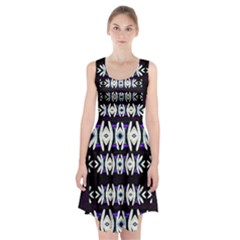 A Touch Of Japan Racerback Midi Dress