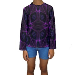 Universe Star Kids  Long Sleeve Swimwear