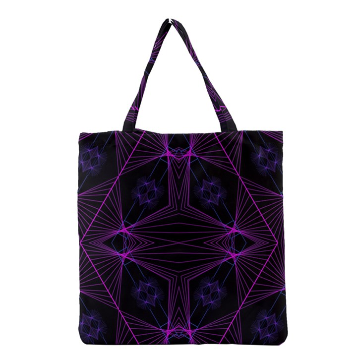 UNIVERSE STAR Grocery Tote Bag